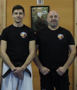 Instructores Krav maga